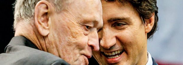 Former PM Chretien (82) Says He Loves Medical Marijuana With Breakfast…and Sometimes Dinner