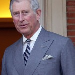 Prince Charles Passes Gas on Regina Tarmac