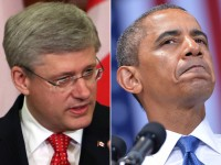 Harper Swears at Obama — Hangs Up on Phone Call Over Keystone XL Veto